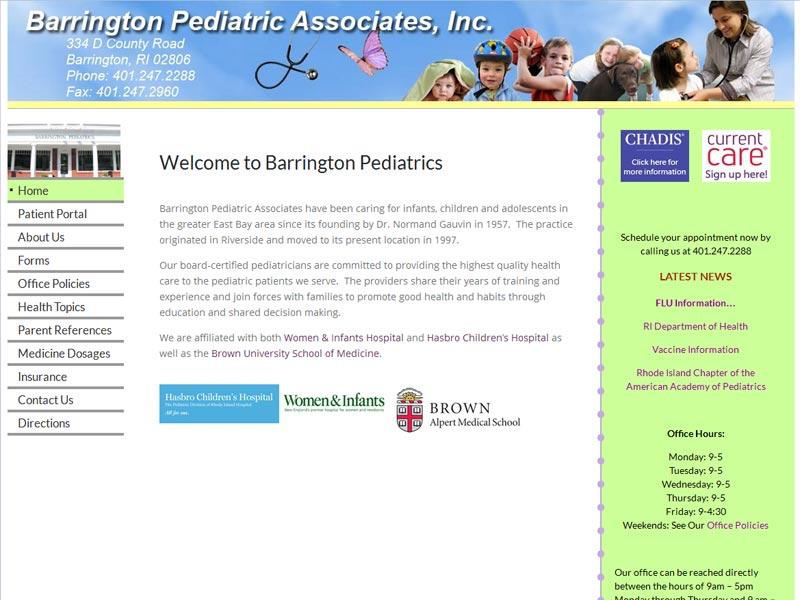 Barrington Pediatrics