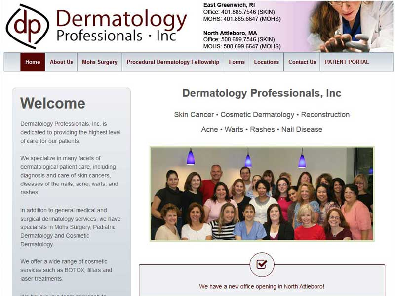 Dermatology Professionals, Inc.