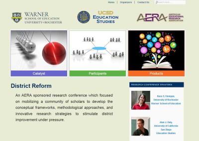 District Reform