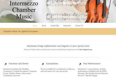 Intermezzo Chamber Music