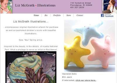 Liz McGrath Illustrations