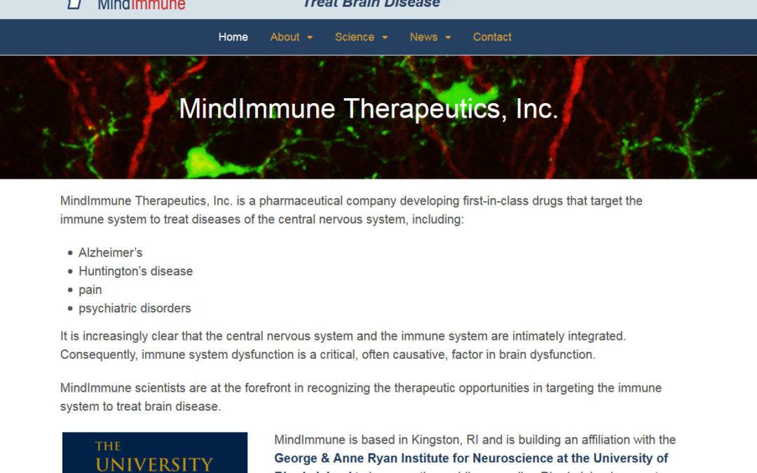 MindImmune Therapeutics, Inc.