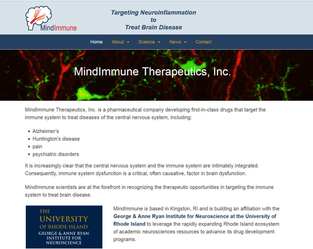MindImmune Therapeutics, Inc.