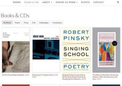 Robert Pinsky Poet