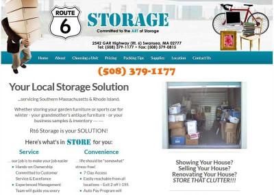 Rt 6 Storage