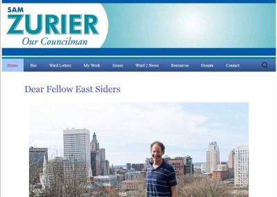 Sam Zurier, City Councilman
