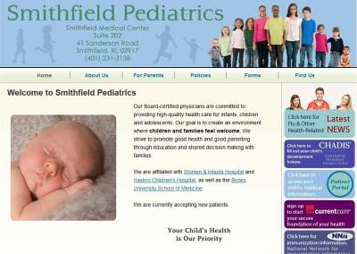 Smithfield Pediatrics