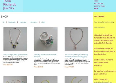 Torin Richards Jewelry