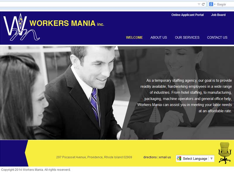 Workers Mania